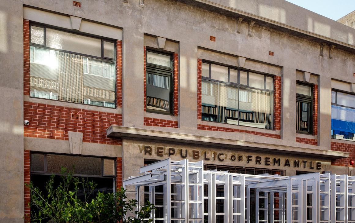 Exterior of Republic Of Fremantle