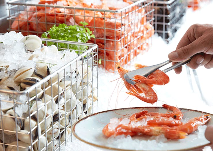 Prepare To Indulge, Sydney's Legendary Seafood Buffet Has Officially Reopened