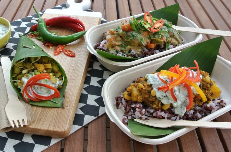 vegan food truck festival melbourne