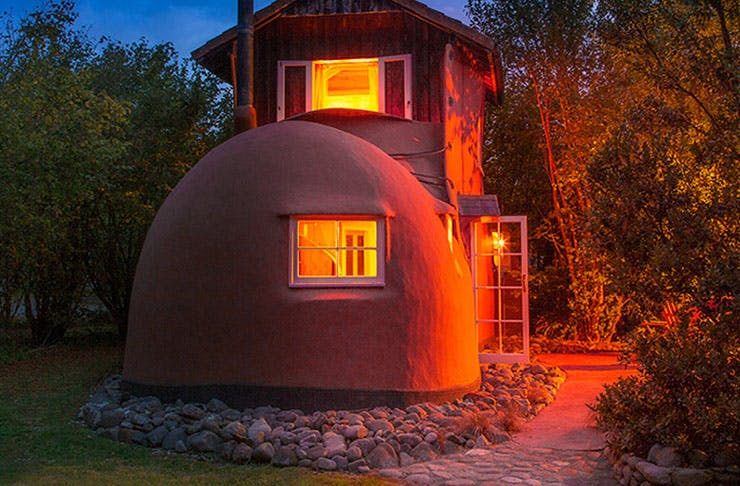 Weird And Wonderful Places To Stay Around New Zealand