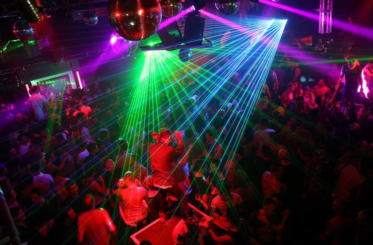 poof doof gay clubs melbourne