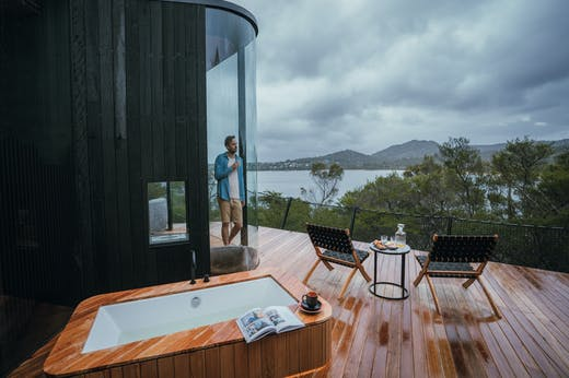 Unwind At 6 Of Tasmania's Most Breathtaking Retreats