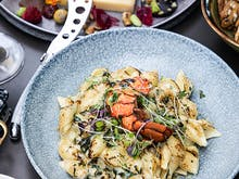 Scope Out The Fromagerie Serving Up A Hefty Lobster Mac 'n' Cheese