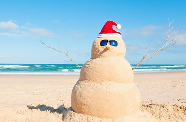 Christmas traditions Australia