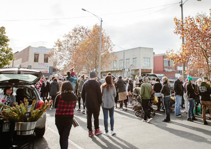 12 Markets To Check Out In Melbourne This December