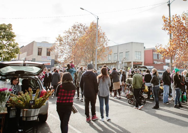 14 Markets To Check Out In Melbourne This November