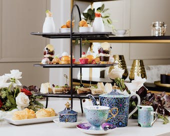 High Tea with Hotel Grand Windsor