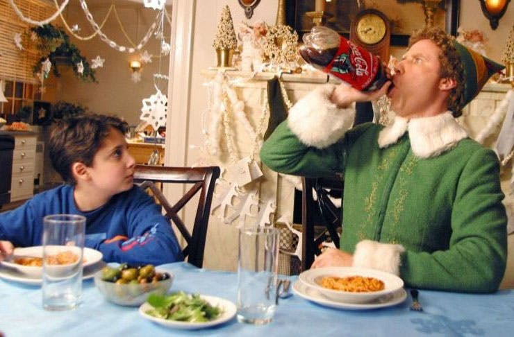 25 Things You Should Never Say At  Christmas Lunch
