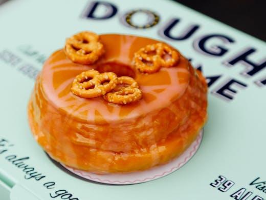 doughnut time store opens