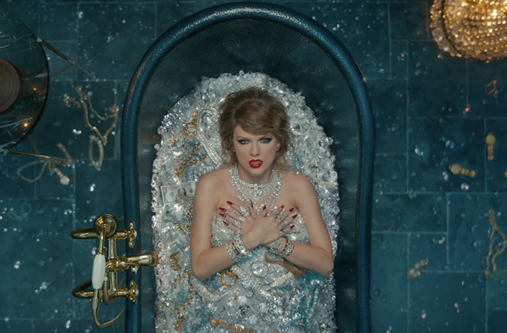 32 Thoughts We Had While Watching Taylor Swifts New Music Video