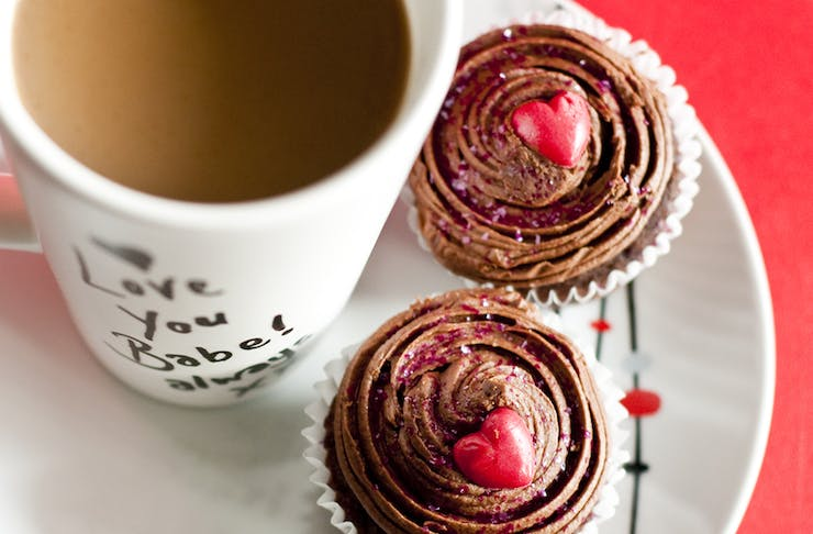 valetines day foods to get you in the mood