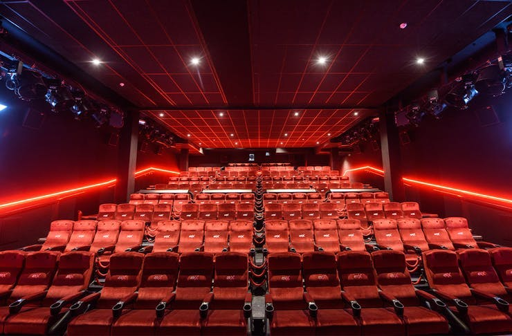 4dx cinema sydney