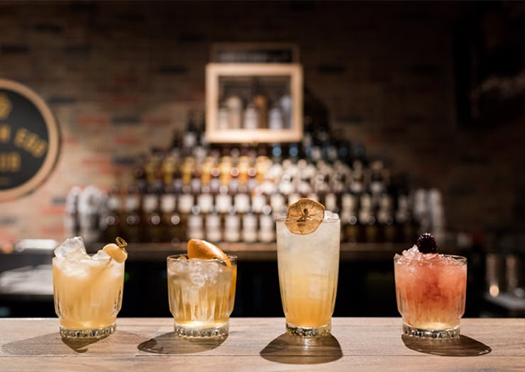 4 Delicious Whisky Cocktails To Keep You Warm This Winter