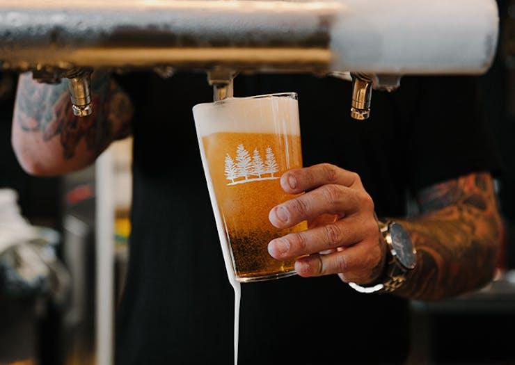 4 Pines Brewery Bar x Boardriders Coolangatta
