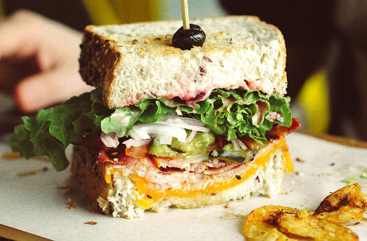5 Best Places To Eat Your Sammies In Auckland's CBD