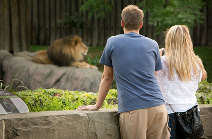 zoo first date