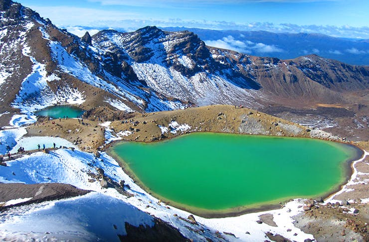 5 Mountainous Adventures To Take This Weekend