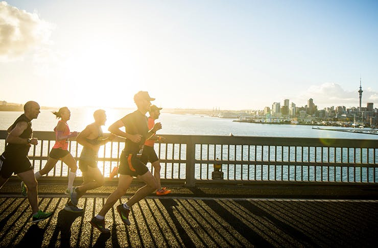 5 New Running Routes To Try In Auckland