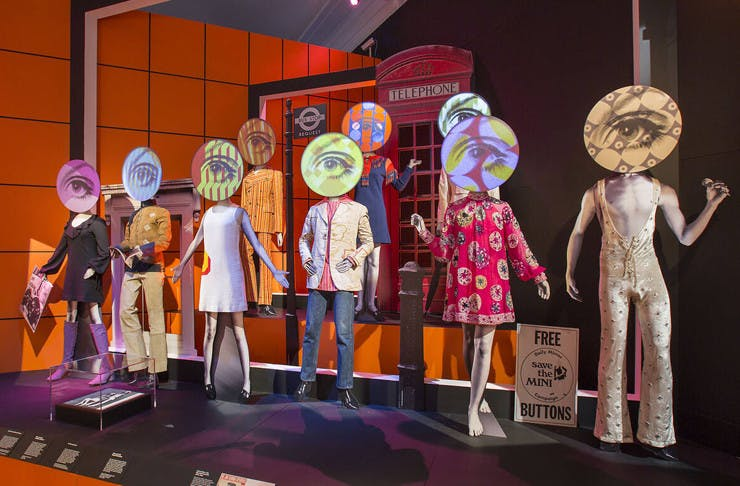 Travel To Groovier Times At Melbourne Museum's Awesome '60s Exhibition