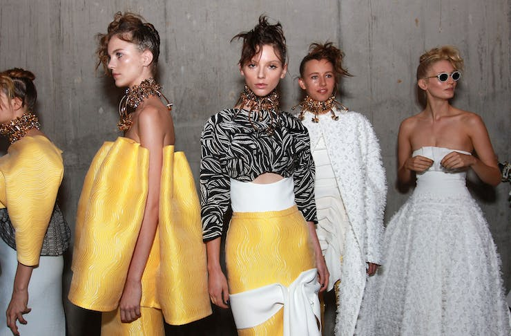 best trends from MBFWA