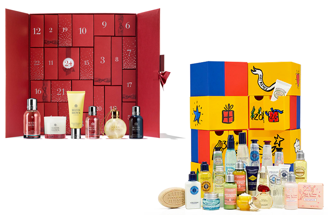Countdown To Christmas With These Beauty Advent Calendars