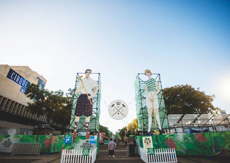 Royal Croquet Club Brisbane Things To Do
