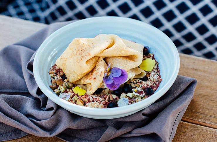7 Of The Best Breakfast Crêpes In Auckland