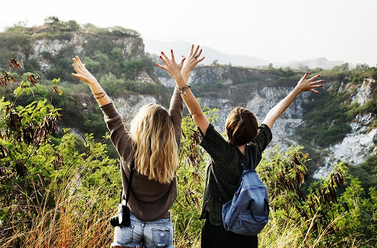 7 Of The Best Overseas Vacays For You And Your Best Friend