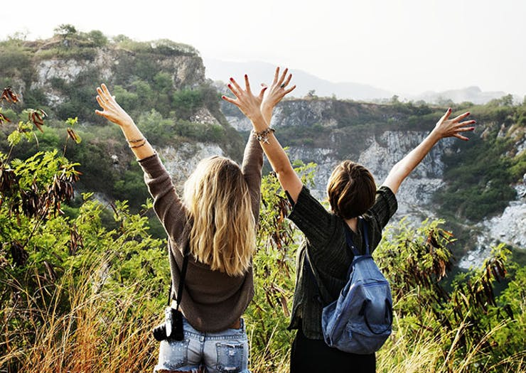 7 Of The Best Overseas Vacays For You And Your BFF