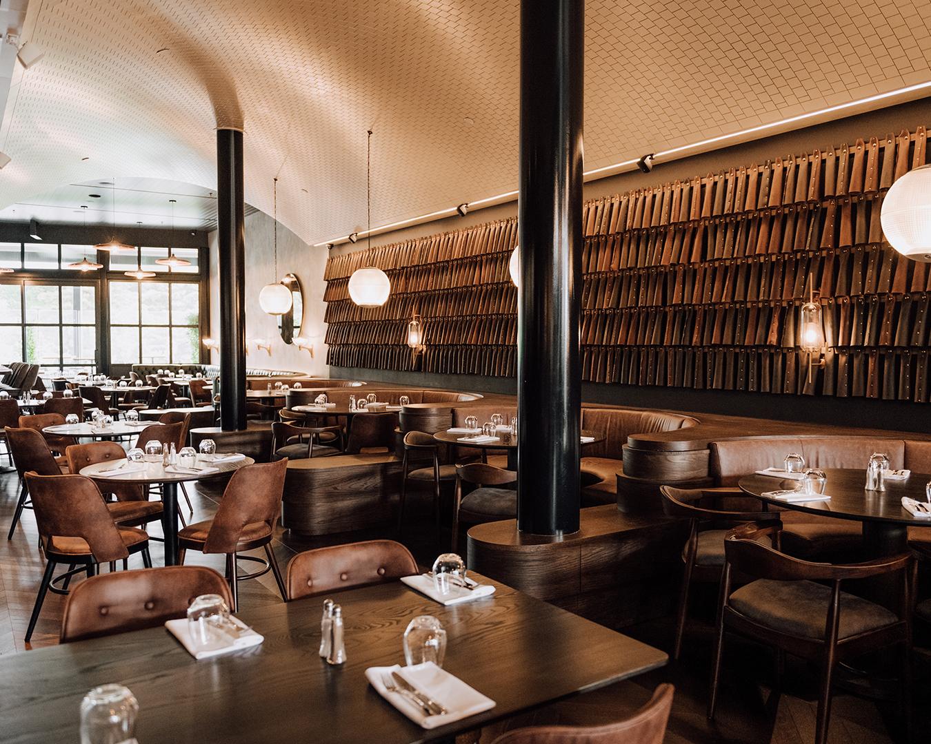 New York Grill Restaurant on Westfield Newmarket's Rooftop Precint