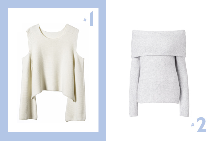 best off the shoulder tops winter