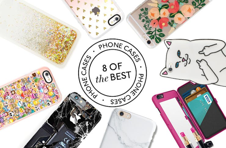 8 Of The Best Phone Cases