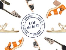 8 Of The Best Spring Sandals