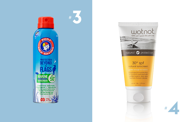 best summer sunscreen