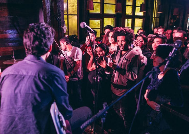 The Best Spots For Live Music In Auckland