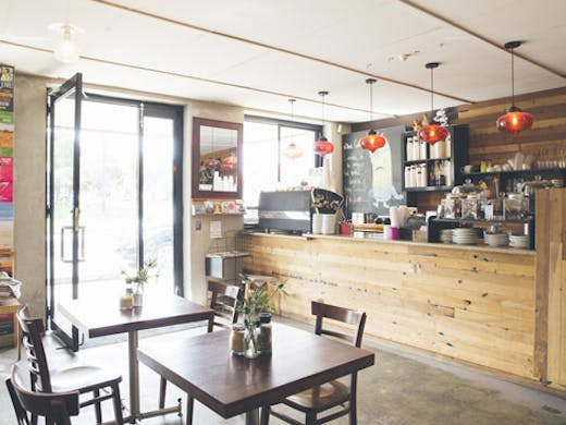 9 Seeds Fremantle Cafe Perth Coffee