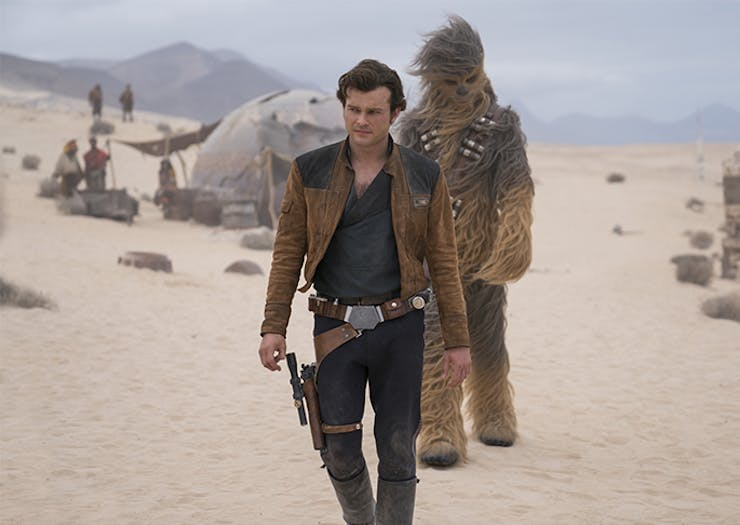 Answer These Five Questions And We'll Tell You Which New Star Wars Character You Are