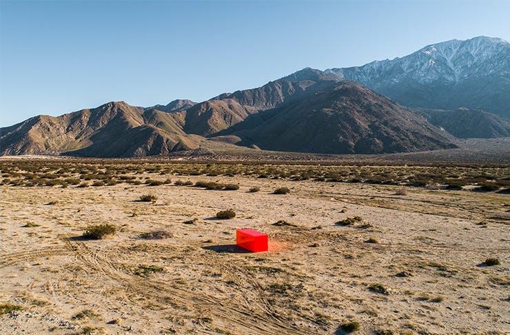 Desert X