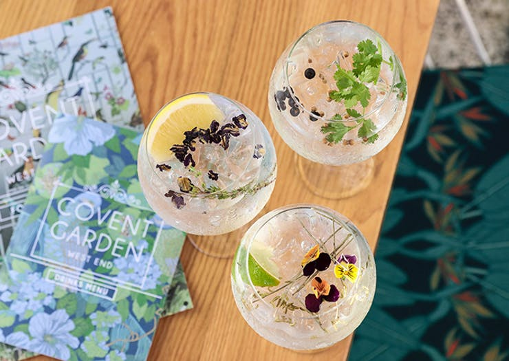 PSA: A Huge Gin Garden Party Is Hitting Brisbane!