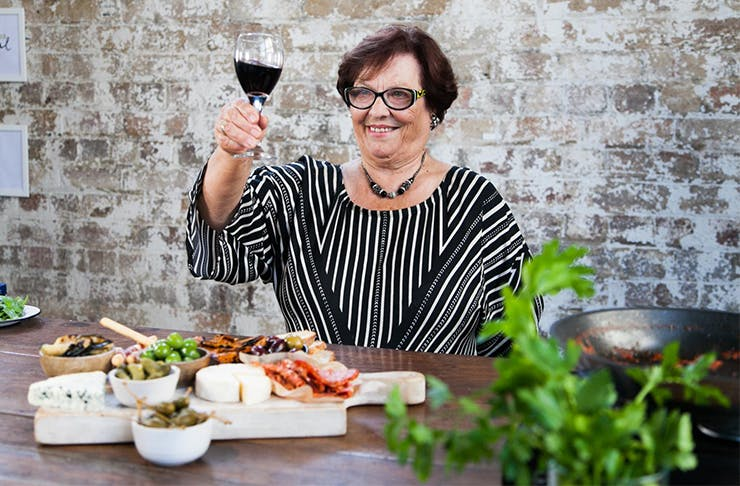 5 Types Of Nonna's That We've All Met