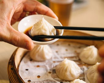 Authentic Bites Dumpling House   Allendale Square