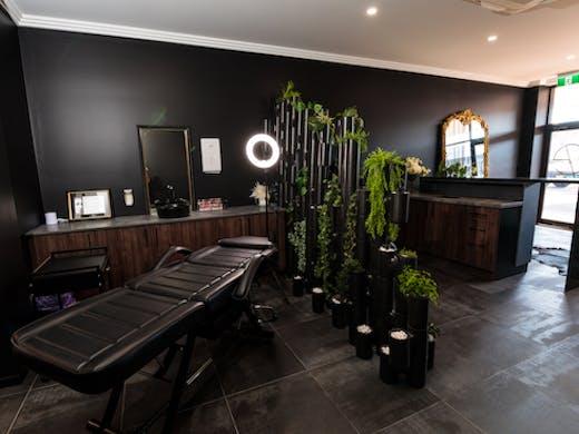 AE Studio treatment room