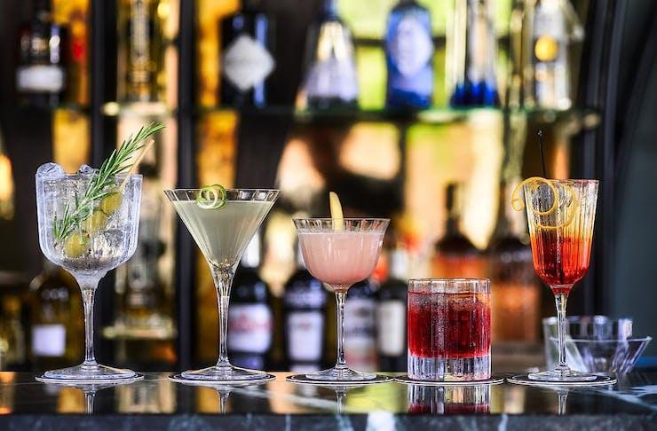 AF Non-alcoholic cocktails