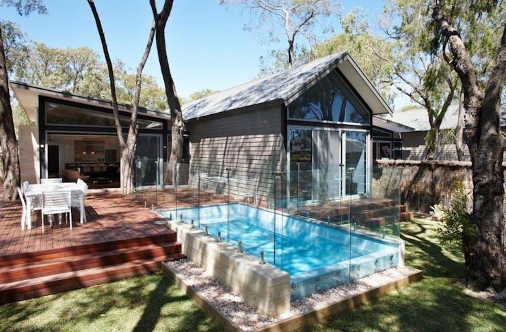 Image of outdoor space at Aqua Resort Busselton
