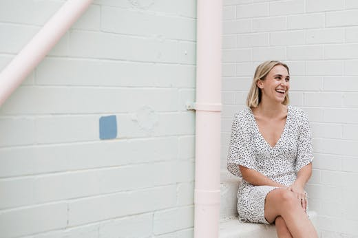 Sunny Coast Designer Abby Vuister Talks Side Hustles, Sustainable Swimwear And The Comparison Trap
