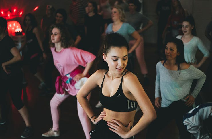adult dance classes on the gold coast