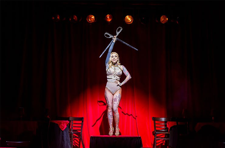 Adults Only Fringe Shows Perth