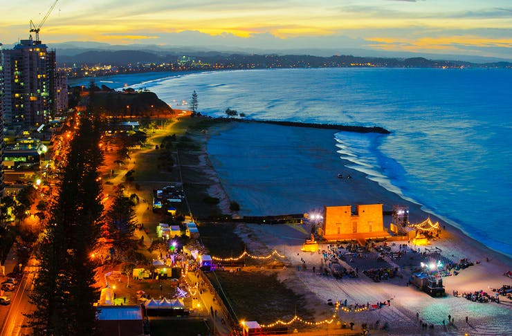 Opera On The Beach Gold Coast