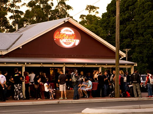 Alfred's Kitchen Guildford Perth Burgers