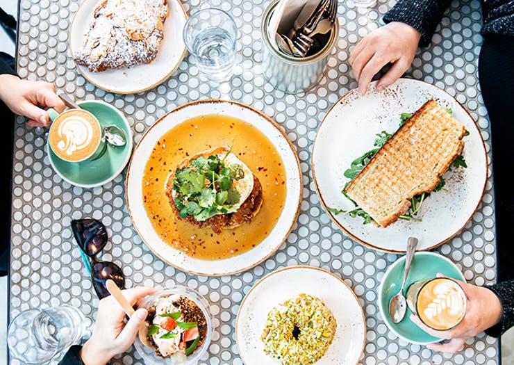 We're Going Crazy For Perth's New Underground Foodie Precinct